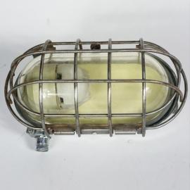 Lampe de coursive ovale en fer