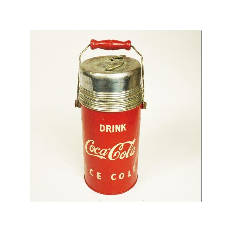 bouteille coca cola - Rue du Commerce