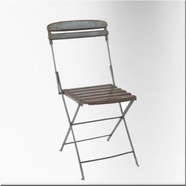 vente de chaise en fer. Black Bedroom Furniture Sets. Home Design Ideas