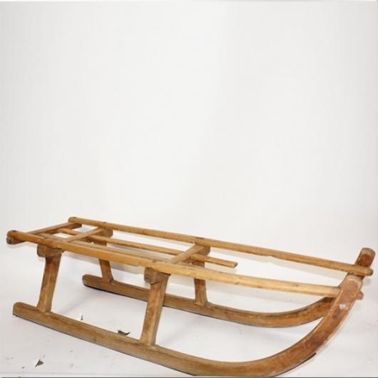 Luge En Bois Deco : Vente de luges en bois