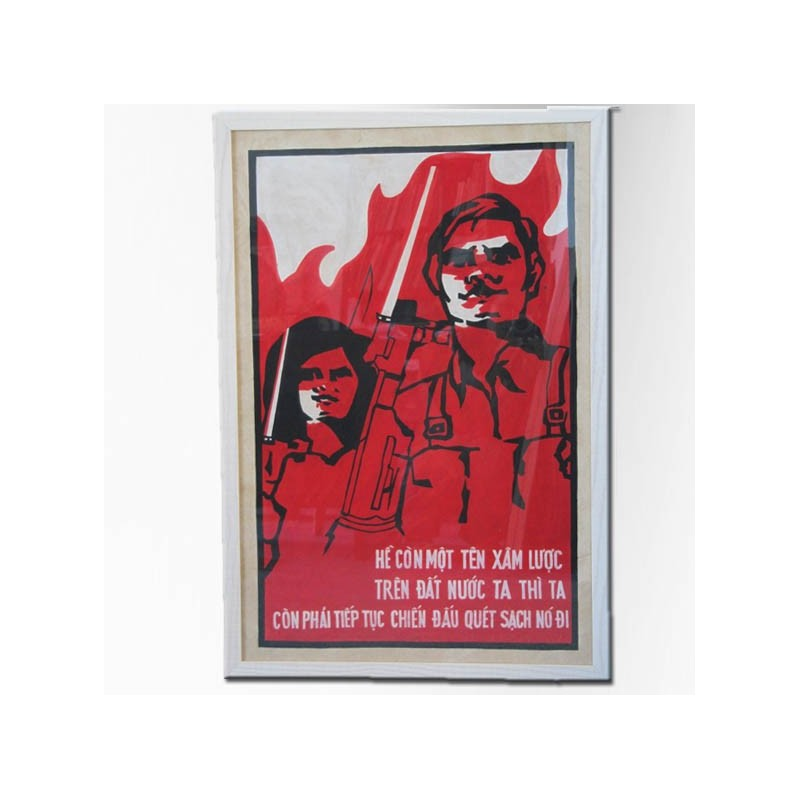Vente D 39 Affiches Vietnam