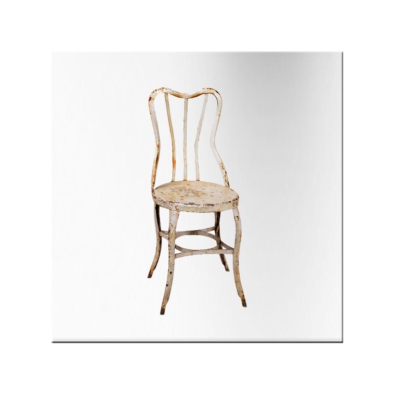 chaise de jardin en fer jdeco marine groupe jd production. Black Bedroom Furniture Sets. Home Design Ideas