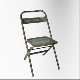 vente de chaises en t le. Black Bedroom Furniture Sets. Home Design Ideas