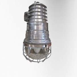 Cargo ceiling lamp (big size) with protection grille