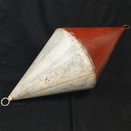 Bouée conique en fer (très grand modèle)