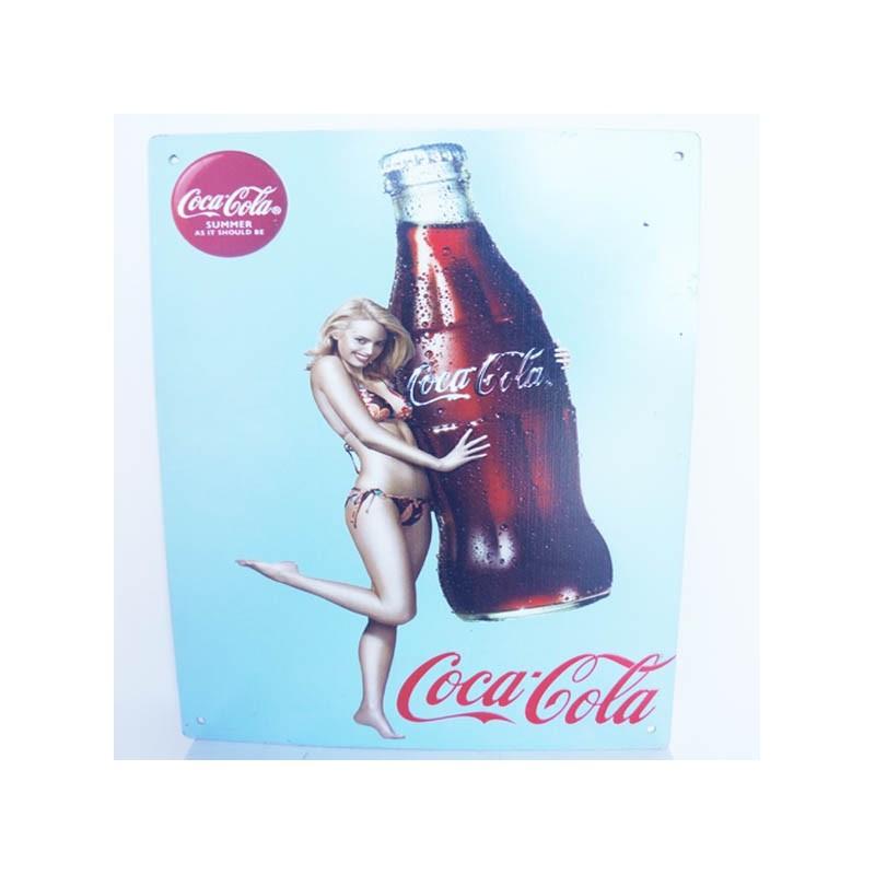 vente d 39 objets vintage coca cola. Black Bedroom Furniture Sets. Home Design Ideas