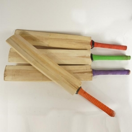 Batte de cricket en bois