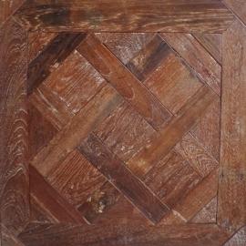 Wooden floor - Module of 70x70 cm