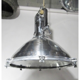 Aluminium ceiling searching lamp