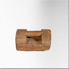 Wooden Naga clout