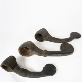 Wooden milk ladle (small size) Naga