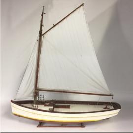 Maquette de voilier