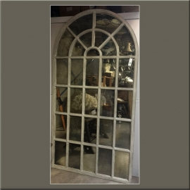 Lacquered alcove mirror (big size)