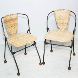 Armchairs (Pair of)