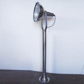 Phare de recherche en aluminium sur long pied