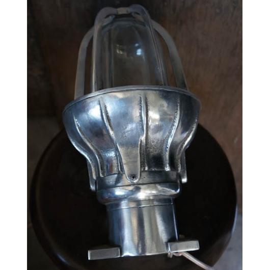 Aluminium wall lamp (big size)