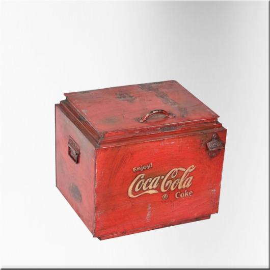 Glacière Coca Cola vintage