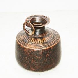 Cruche en cuivre népalaise fin XVIIIème S.