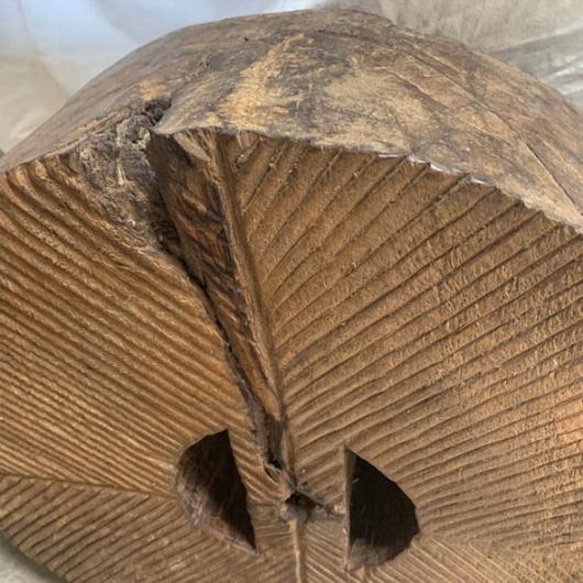 Roue de moulin en bois XIXème S.
