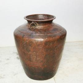 Cruche à eau en cuivre