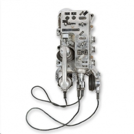 Aluminium ship telephone (big modele)