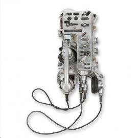 Téléphone de bateau en aluminium (grand modèle)